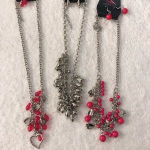 Paparazzi necklace bundle